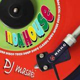 """""""in da house"""" Mixed by DJ Masaki"""