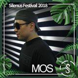Taiwan Techno Podcast @ 133 - DJ Mos @ Silenus Festival 2018-07-22