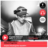 KAJAHU Podcast #011 mixed by Half Shark