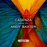 Cadenza Podcast | 056 - Andy Baxter (Cycle)