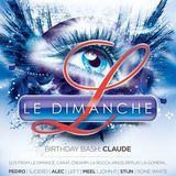 dj Alec @ Le Dimanche - Tijuana 01-11-2012