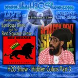 The H2O SHOW on Wu-World (Wu-Tang) Radio with Spragga Benz - Red Square Rebel Nation - Classic Show