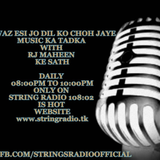Rj_Maheen^stringradio108.2topic(apki kiya wish hai any waly saal mein pori ho)
