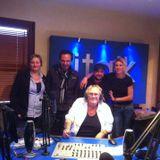 "LAURA JACKSONS LIVE LOUNGE ITALK ""MAMA PAULA BLUES BAND"""