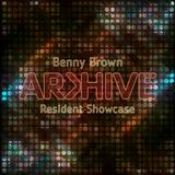 Benny Brown | October Resident Showcase | Arkhive London