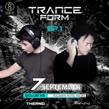 DJ Tann, Therng On Stage 017 at TRANCE FORM, Club XS - Part 2