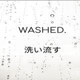 2019.04.14 洗い流すWashed - Shun Nakamura