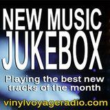 New Music Jukebox - July 2018