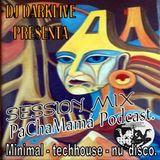 DJ DARKLIVE  *PODCAST*  PACHAMAMA SESSION MIX