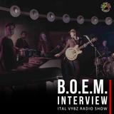 iTAL VYBZ 14/11/2018 - Ospite B.O.E.M.