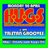 Tiger Grooves 420  H.U.G.S Radio Show #2 Part One