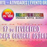 BASi - Rio in Vibe @ Feira Hippie de Ipanema