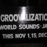 The cool jazz in GROOVALIZATION