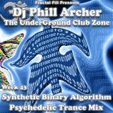 Synthetic Binary Algorithm - The UnderGround Club Zone Radio Show