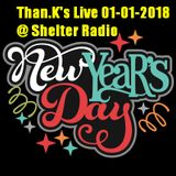 Thank's Radio Shows @ Shelter-Radio.gr (First Show @ 2018)