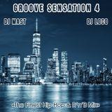 GROOVE SENSATION 4 by DJ MAST & DJ LOCO (2018)