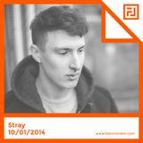 Stray - FABRICLIVE Promo Mix (Jan 2014)