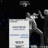 Global Therapy By Deep - J  + Guest Mix Pacco & Rudy B