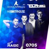 Tourneo @ Black Magic Disco, Hungary - 2019.07.05.