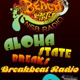 Aloha State Breaks {LIVE} on NSB Radio (Labor Day Sept. 5th 2016)