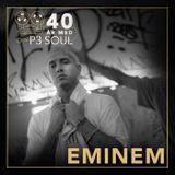 40 år med P3 Soul: Eminem