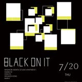 "2017.07.20 ""BLACK ON IT"" OSAMU M at BPM MUSIC BAR Part 1"