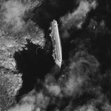 Costa Concordia... on it's way