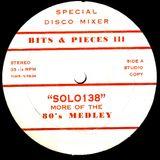 SOLO138-BITS & PIECES