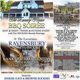 BBQ Soiree @ Ravensbury 26th May 2019 ft E.L.C., Davinci & Terry P, Miss Ouch, Desi G, James KMT Len