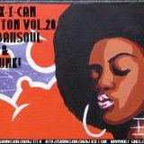 Dj Mix-I-Can-Moombahton Vol.20 (Moombahsoul & Funk)