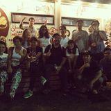 Studio Lam / Bangkok , Thailand / September 8 , 2017 / DJ Juan Mejia