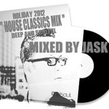 Jask's 2012 Holiday Classic House Mix