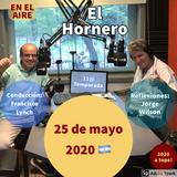 El Hornero - 25 de mayo de 1810 - Reflexiones en 2020