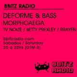 Deforme & Bass #28, at 8Bitz Radio