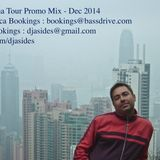 A Sides Asia Tour Promo Mix - Dec 2014