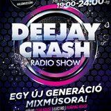 Dj RoBee - Live@Deejay Crash Rádió Show (Szinva Rádió 99,5Mhz) 2013.08.22.