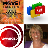 "JULIE L 3RD JUNE 2018 ""WORD OF THE WEEK - ADVANCED PART 2"" - KEEP IT LINEDANCE - SHOW 91"