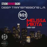 MELISSA NIKITA, NOVEMBER | StudioSoundsRadio.com | Deep Transmissions LA LIVESET for SQ1