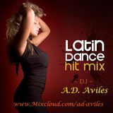 August Latin Dance Mix