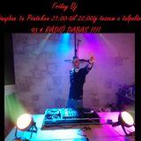 Friday DJ @ Rádió Dabas 2019. 02. 08. - Mixed By.: DJ Gazsa