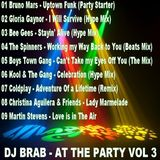 DJ Brab - At The Party 2016 Vol 3 (Section 2016)
