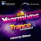 "Dj Shinya - Yearmix 2014 ""Trance session 2"" for www.di.fm"