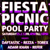 Refer Fiesta Picnic Pool Party WarmUp (full version) [Dubstep]