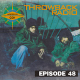 Throwback Radio #48 - DJ CO1 (90's Hip Hop Mix)