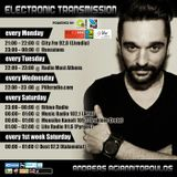 Andreas Agiannitopoulos (Electronic Transmission) Radio Show_155