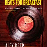 Alex Deep @ Beats for Breakfast_Oldies STRAND