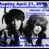 Nikki Palomino Dazed Johnny Thunders Remembered show 4/21/14