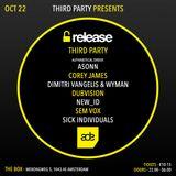 Dimitri Vangelis & Wyman LIVE @ Release Party #ADE16