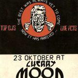 """Insider at """"KAOS"""" @ Cherry Moon (Lokeren - Belgium) - 23 October 1992"""