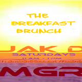 THE BREAKFAST BRUNCH with JAK D 010717